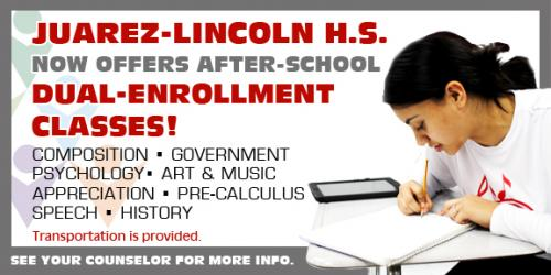 Dual Enrollment - Ask for More Details