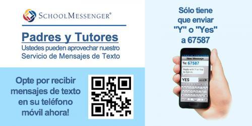 School Messenger Spanish