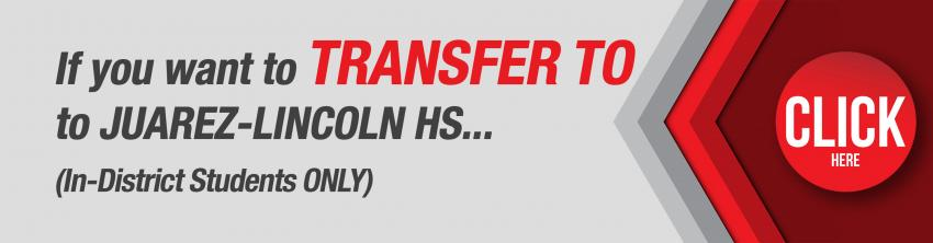 JLHS Enrollment TRANSFER