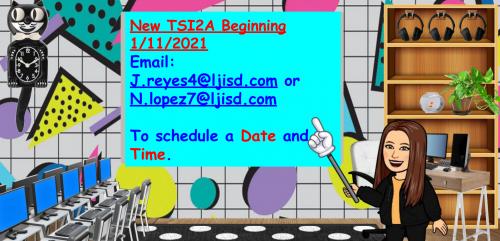 TSI EXAM REGISTER