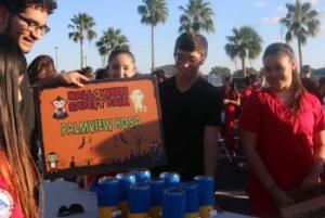 Mission Regional Hospital Halloween Safety Fair