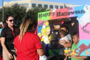 Mission Regional Hospital Halloween Safety Fair