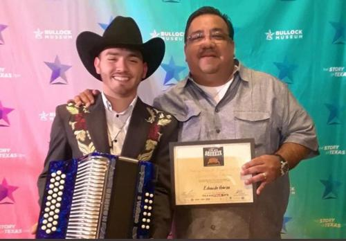 Eddie Garza Wins State Champion at Big Squeeze Competition.