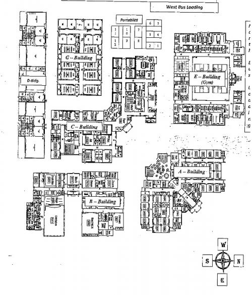 PHS Map