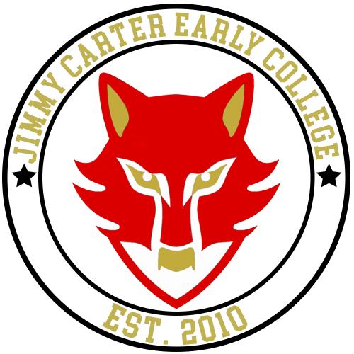 White Carter Logo