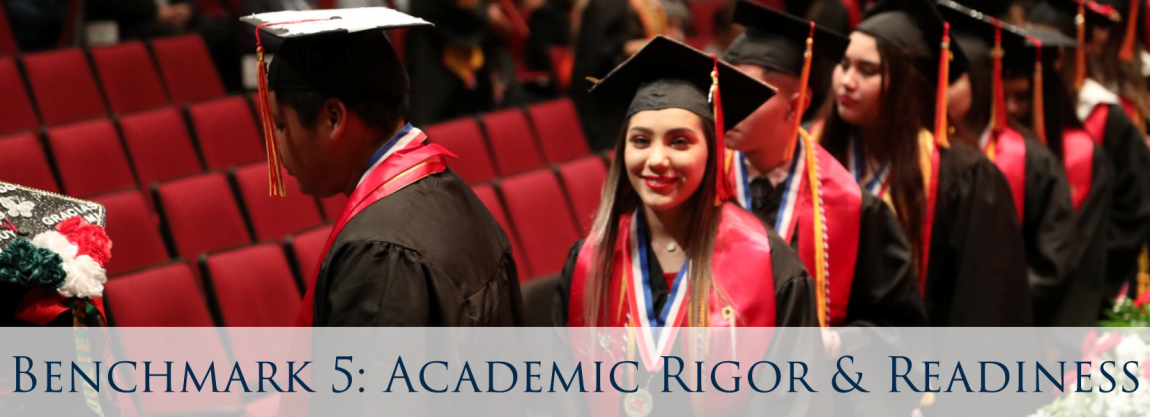 Academic rigor and readiness