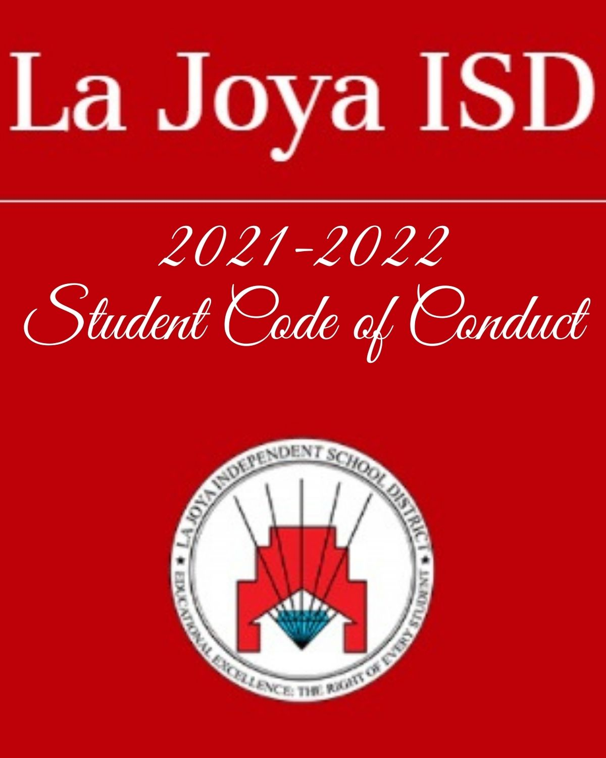 2021-2022 Student Code of Conduct