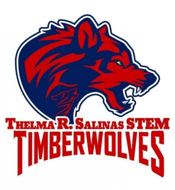 Thelma Salinas STEM ECHS Mascot