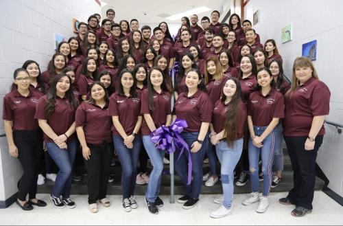 HOSA Chapters 7108 and 7186