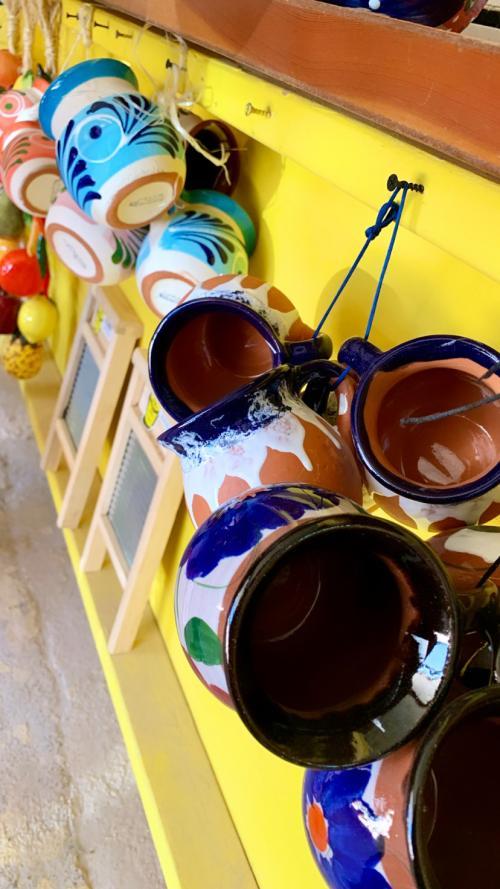 Jarritos Photo by Paola Avila