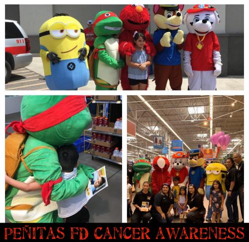 NHS Cancer Awareness Event