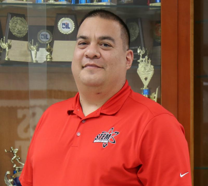 Campus Behavior Coordinator - Mr. V. Rodriguez