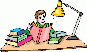 Study Habits Clip Art