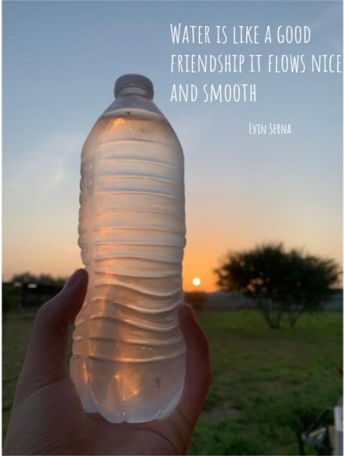 Water Friendship Picture