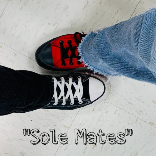 Sneakers Friendship Picture