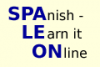 Image that corresponds to Spanish Verb Conjugation Trainer