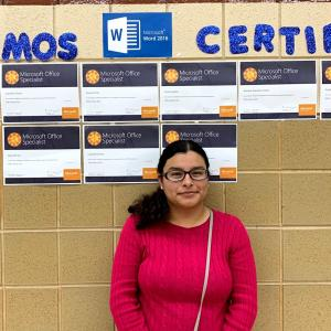 Certification Wall of Fame