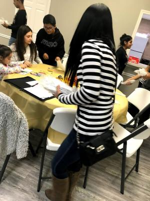 Children's Home Thanksgiving Visit 2018