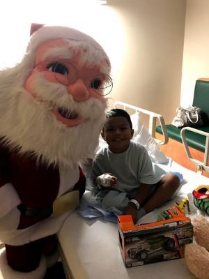 Hospital Visit 2016
