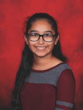 4to periodo Estudiante del mes de octubre Itati Ramírez