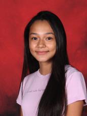 5to periodo Estudiante del mes de agosto Sandra Ramírez