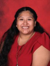 8vo periodo Estudiante del mes de septiembre Stephanie Del Angel
