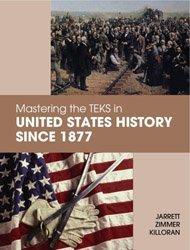 Mastering the TEKS in U.S. History
