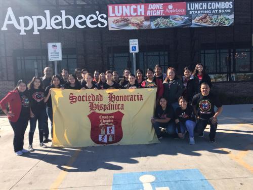 Applebee's Fundraiser
