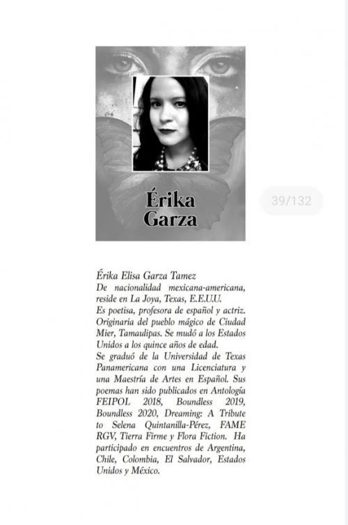 Bio of Erika Garza