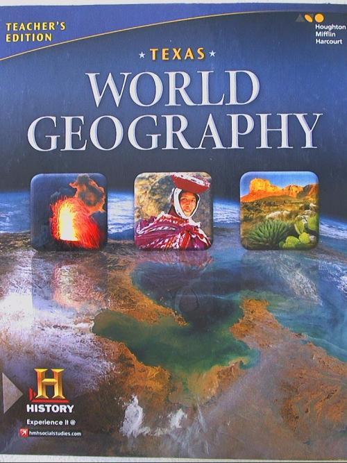 World Geo TextBook