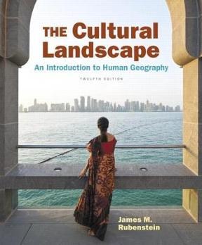 Human Geo Textbook