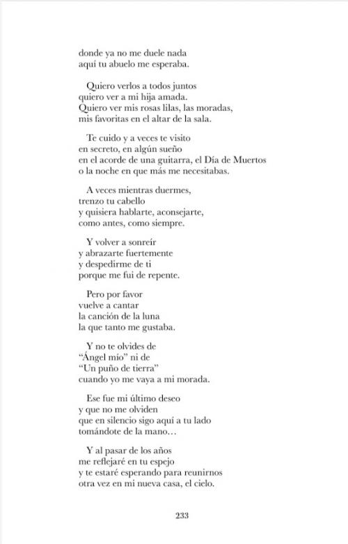 Poem Maria Amalia 2