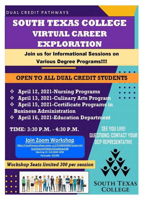 STC Virtual Career Exploration