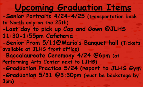 Attention all Graduates