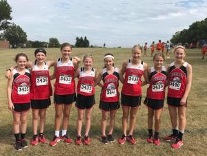 OBU Cross Country Meet October 2017