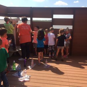 Kindergarten Field Trip to Nature Center  2017-2018 School Year