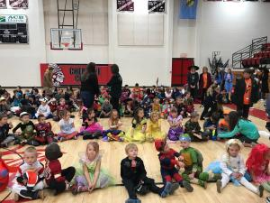 Halloween Parade   2017-2018 School Year