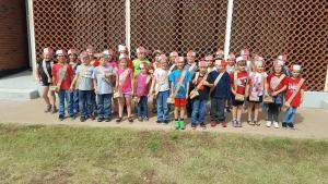 Johnny Appleseed Lesson 1st Grade 2017-2018 School Year