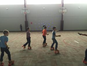 End of Lesson Skate Party 2017-2018 School Year