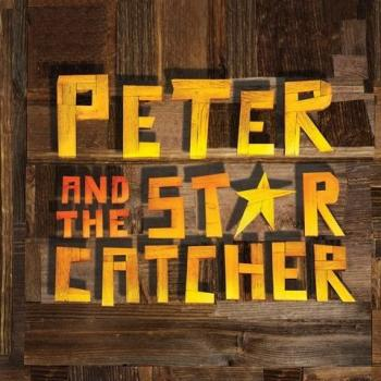 Peter and the StarCatcher Logo