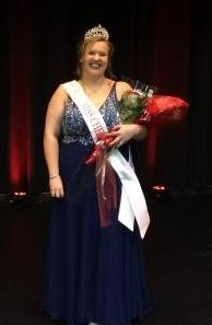 Miss Cherokee 2017 Shelby Porter