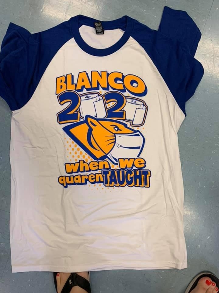 Order a QuarenTAUGHT Shirt