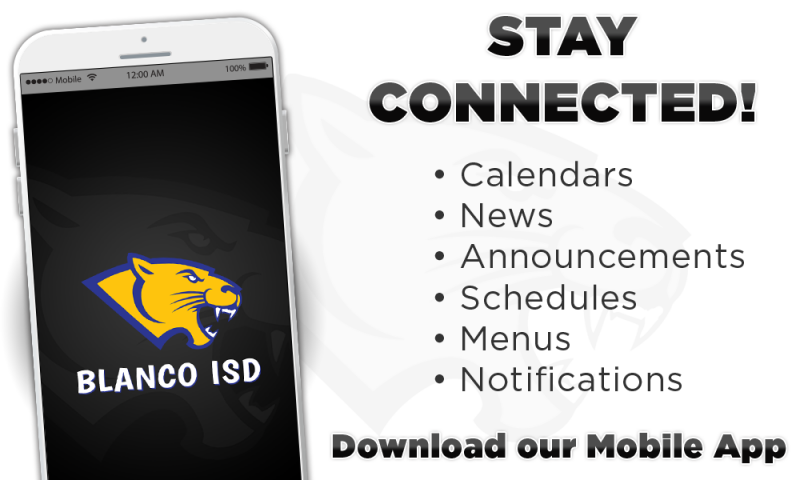 STAY CONNECTED TO BISD