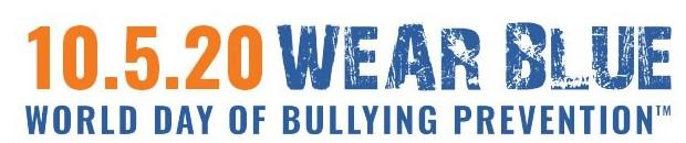 Wear BLUE for Bullying Prevention
