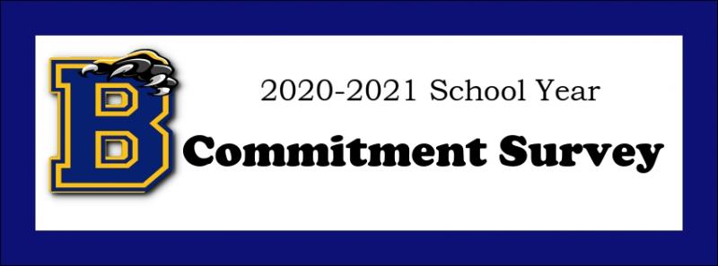 Blanco ISD Commitment Survey