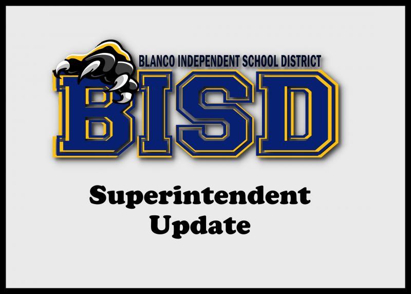 Superintendent Update 5/1/2020