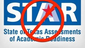 STAAR TEST CANCELED