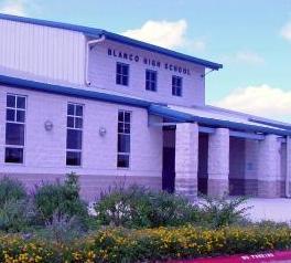Landscape View facing Blanco High School