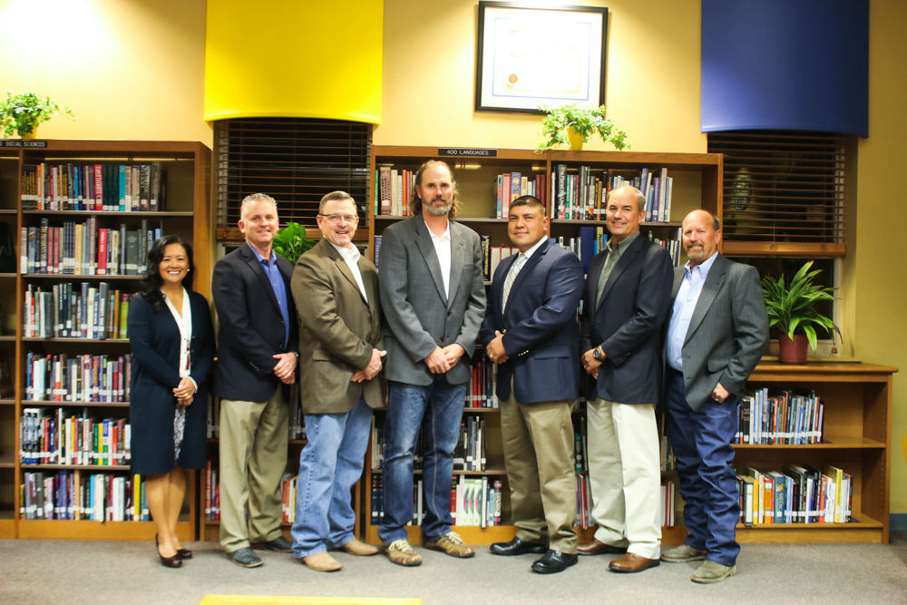 Blanco ISD Board of Directors