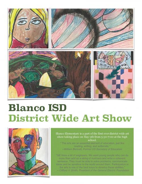 district wide art show